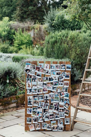 Polaroids | French Rustic at Northbrook Park in Surrey | Images by Charlotte Bryer-Ash