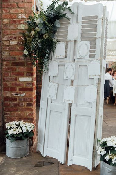 DIY Decor   French Screens   French Rustic at Northbrook Park in Surrey   Images by Charlotte Bryer-Ash