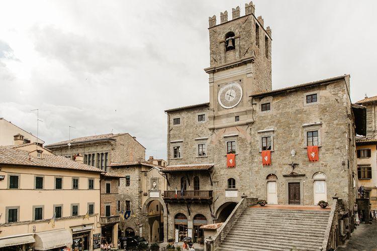 Monastery Wedding at Monastero San Silvistro Cortona Tuscany   Joe Burford Photography