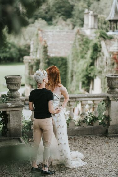 Intimate wedding photography by Stephanie Dreams Photography