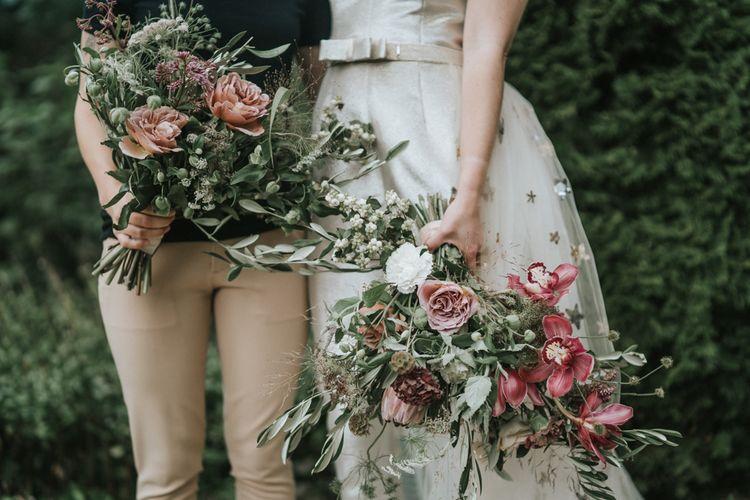 LGBTQ+ wedding bouquets