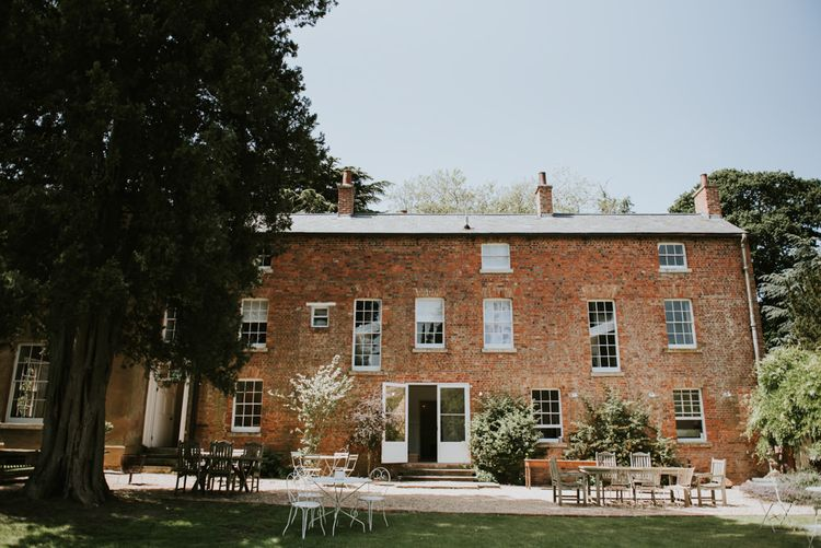 Aswarby Rectory in Lincolnshire