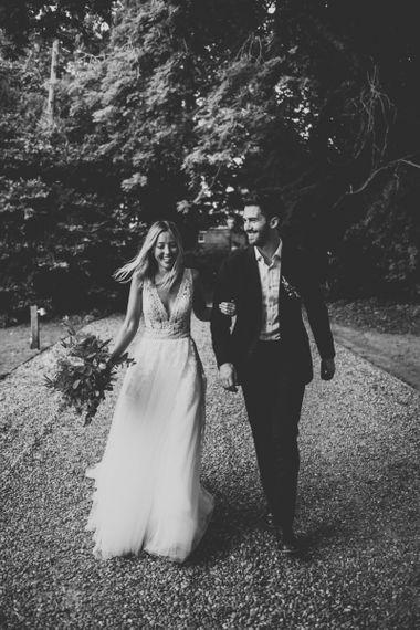 Wedding portrait by Rosie Kelly Photography