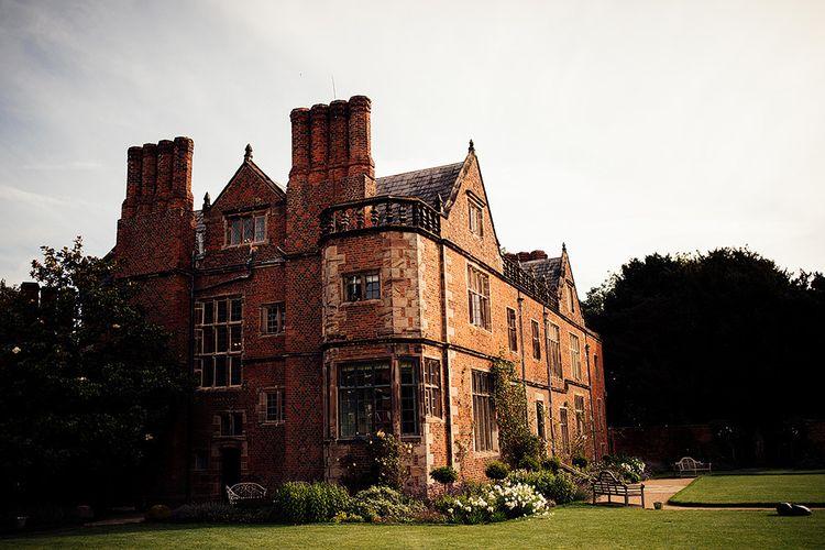 Dorfold Hall wedding venue in Cheshire