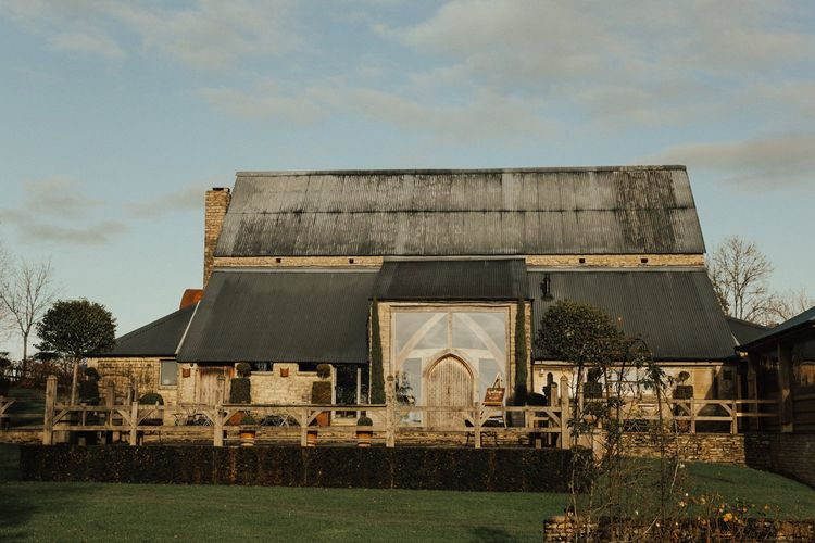 Cripps Barn venue for November wedding