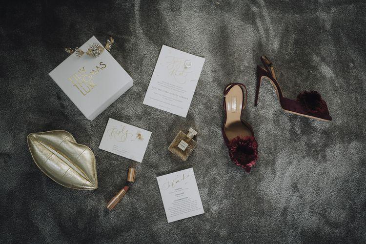Wedding Morning Bridal Accessories