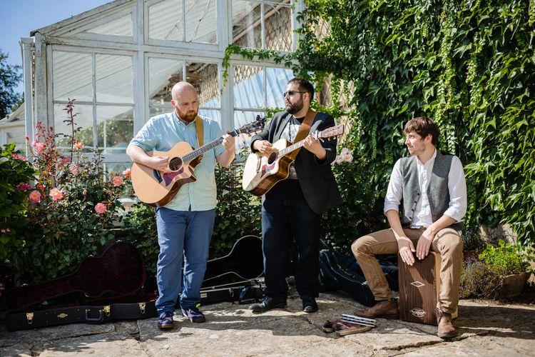 The Nameless Three, Wedding Band via Alive Network