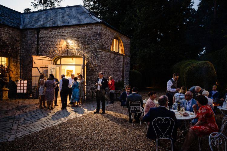 Pennard House Wedding Venue in Somerset