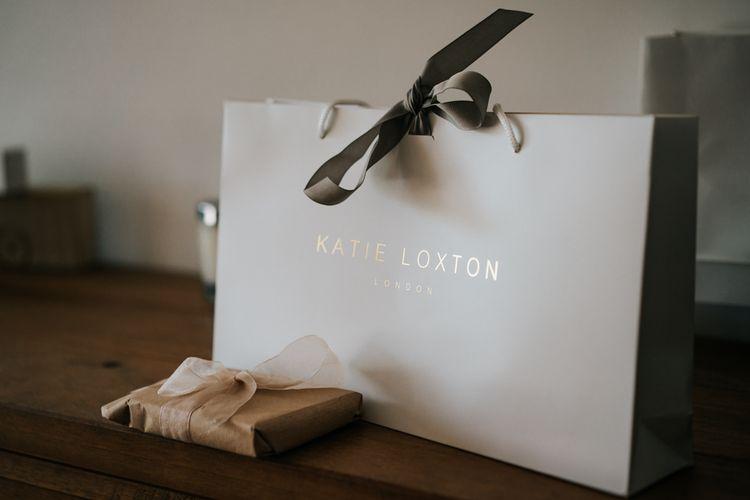 Katie Loxton Wedding Morning Gift