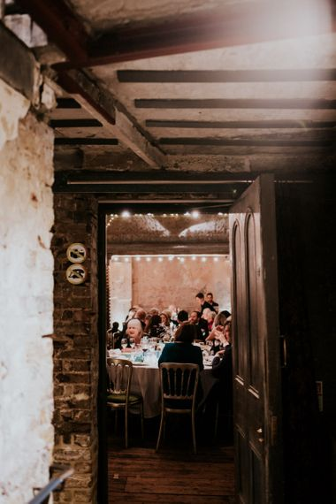 Wedding Reception  at Wilton's Music Hall