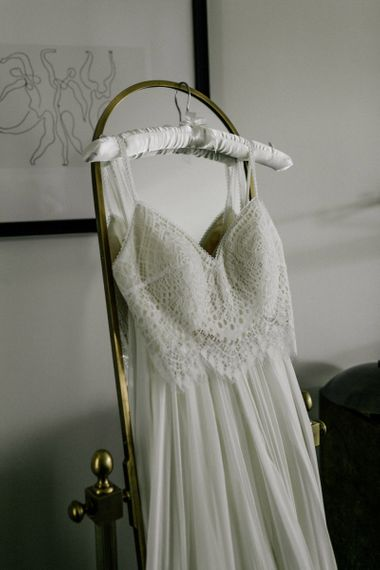 Catherine Deane wedding dress for Micro wedding