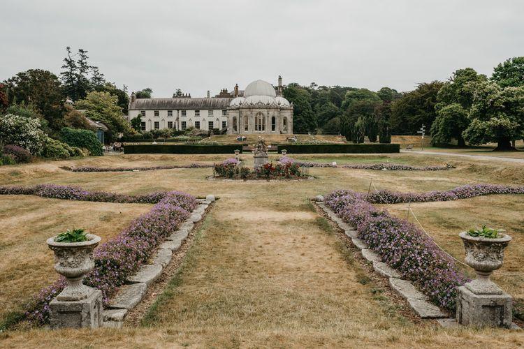 Gardens at Killruddery House and Gardens Wedding Venue in Ireland
