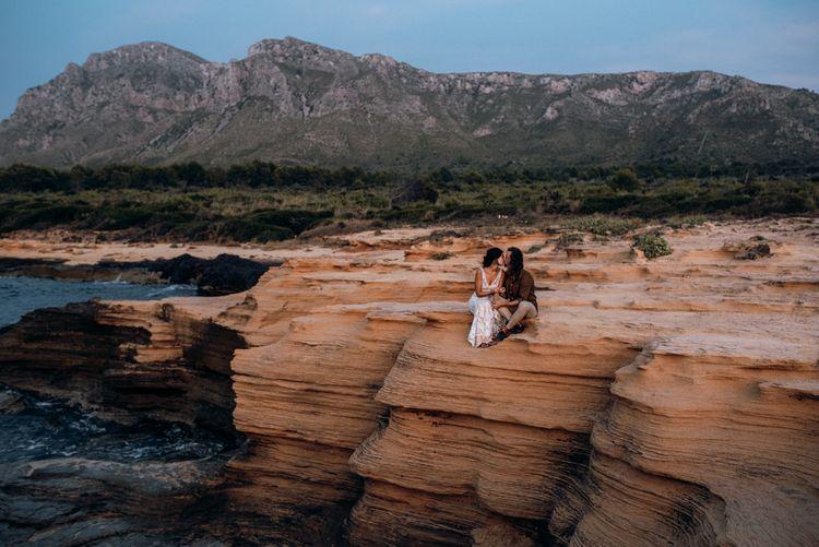 Mallorca elopement wedding photography