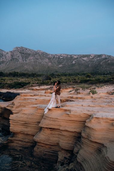 Mallorca coastal wedding photography