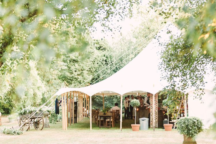 Sperry Tent by Boutique Marquees