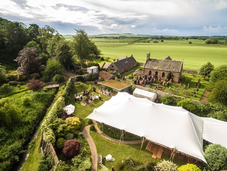 Wedding Marquee by Stretch Tents