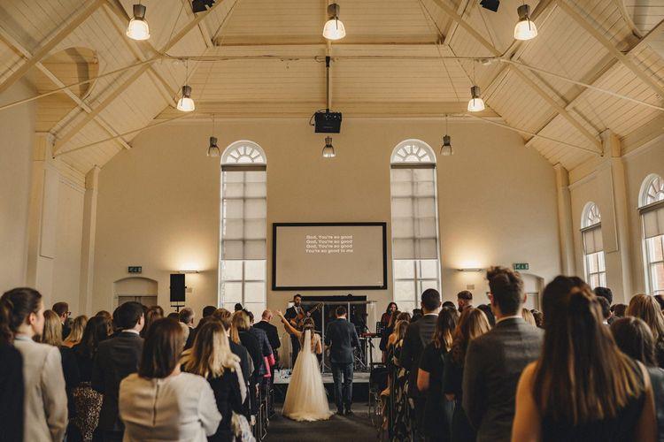 religious wedding cermeony