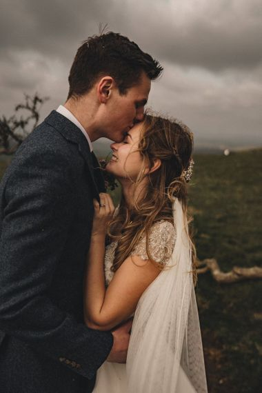 intimate wedding photography by The Chamberlins