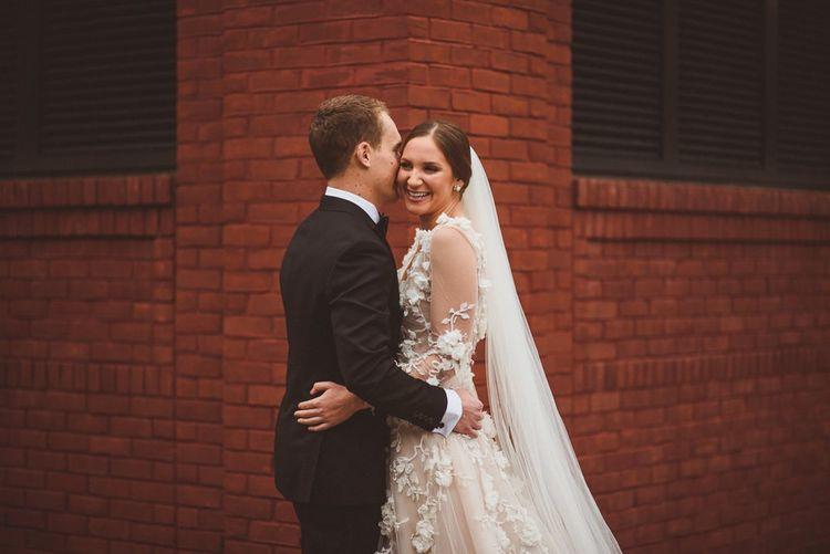 在新娘新娘新娘的婚礼上