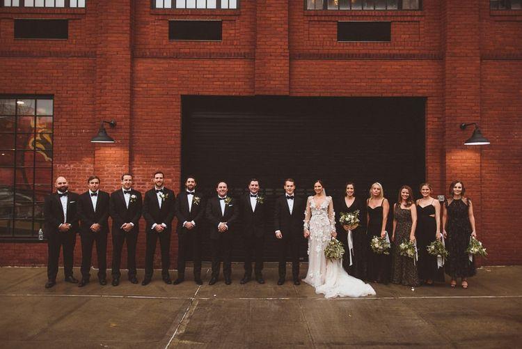 新郎和新郎婚礼