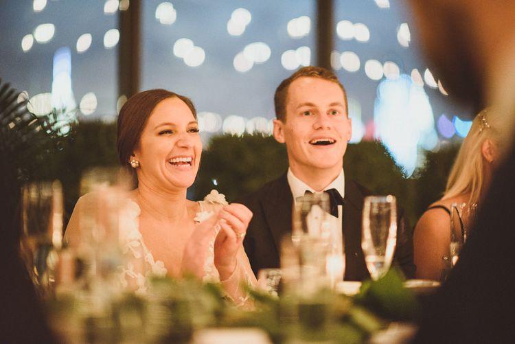 新郎和新娘的婚礼