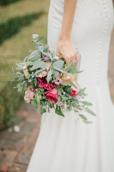 Bridal Bouquet | Contemporary Elegance Wedding in the Countryside  | M & J Photography | Film by Jacob and Pauline
