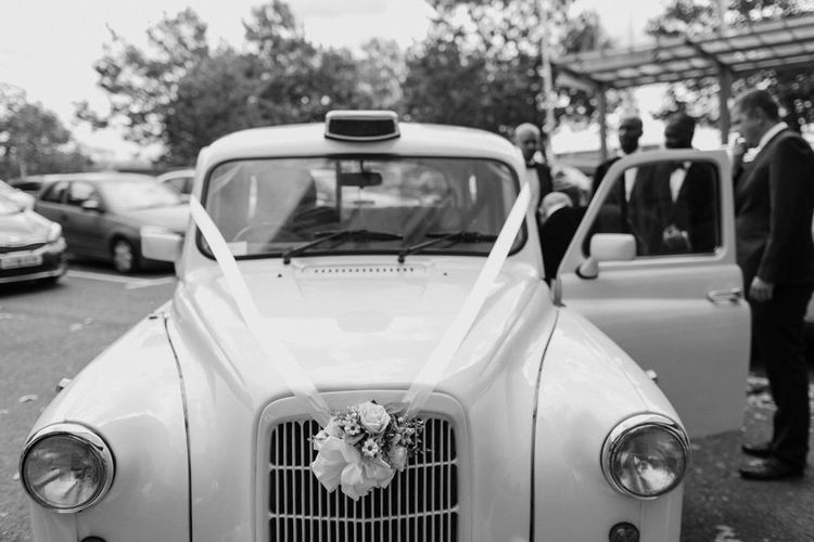 Transport, City Wedding. Photography by The Curries.