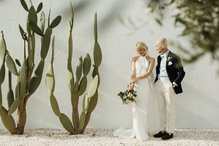 Sleek wedding at Masseria Moroseta
