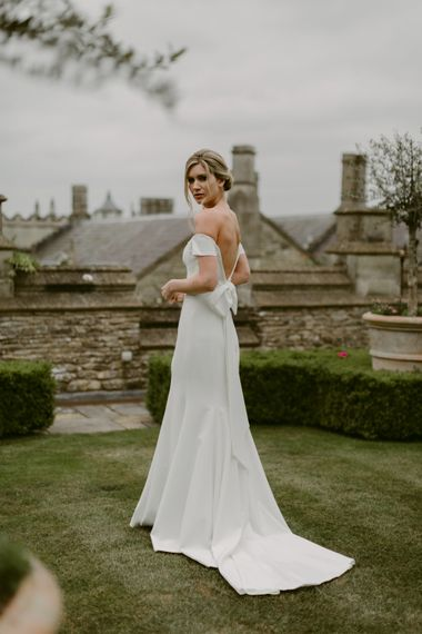 The Ursula Dress From Naomi Neoh / The Enchanted April Bridal Collection 2019