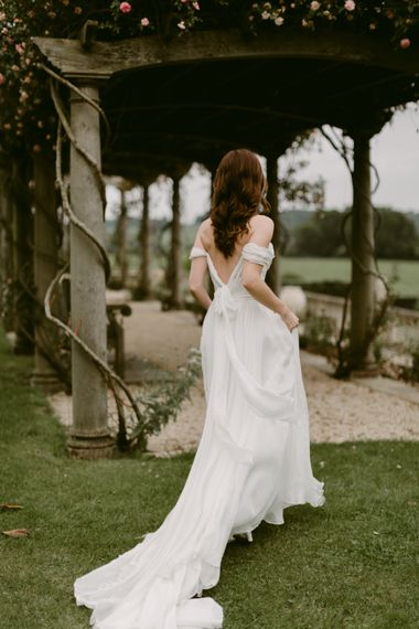 The Ella Dress From Naomi Neoh / The Enchanted April Bridal Collection 2019