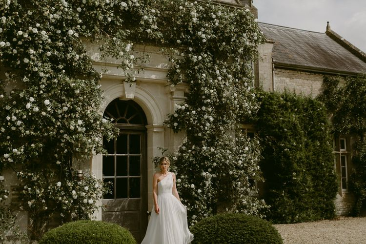 The Amelia Dress From Naomi Neoh / The Enchanted April Bridal Collection 2019
