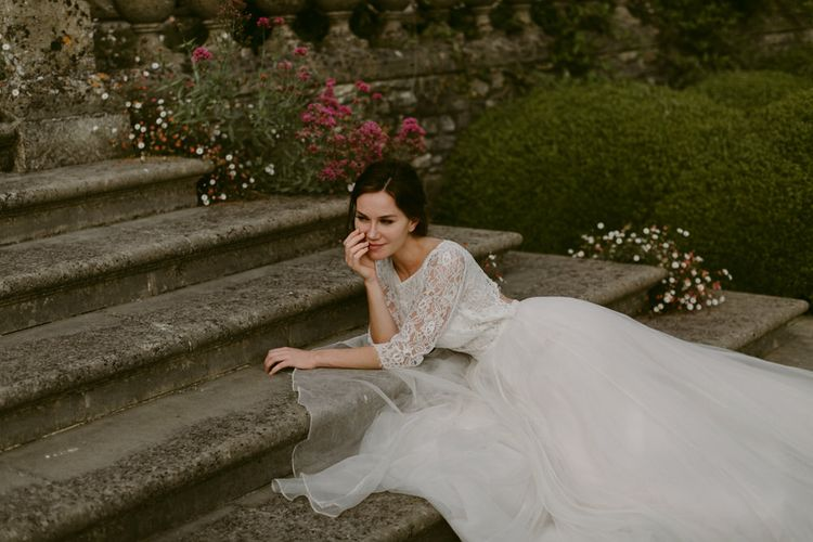 The Serena Dress From Naomi Neoh / The Enchanted April Bridal Collection 2019