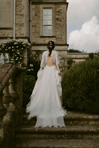 The Ondine Dress From Naomi Neoh / The Enchanted April Bridal Collection 2019