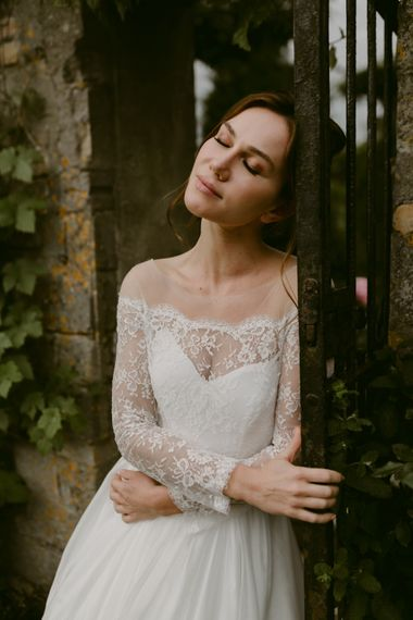 The Grace Dress From Naomi Neoh / The Enchanted April Bridal Collection 2019