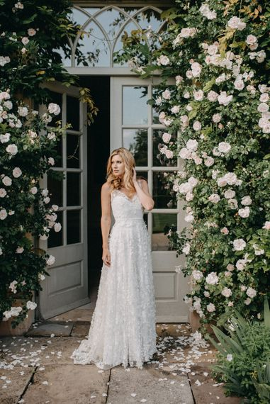 The Aria Dress From Naomi Neoh / The Enchanted April Bridal Collection 2019