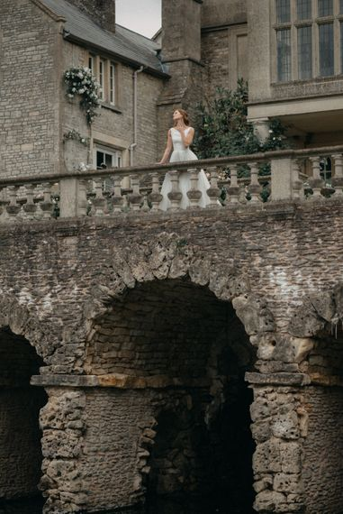 The Reese Dress By Naomi Neoh / The Enchanted April Bridal Collection 2019