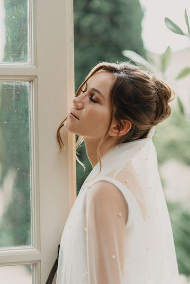 The Salma  Dress By Naomi Neoh / The Enchanted April Bridal Collection 2019