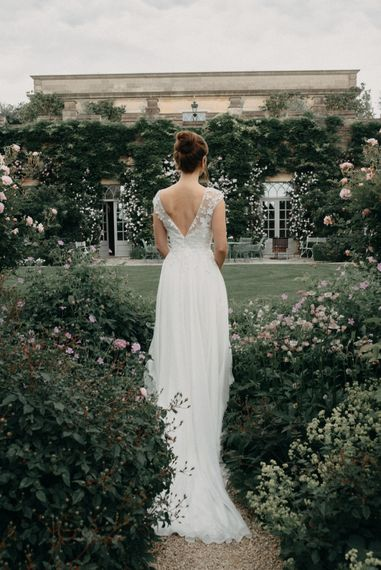 The Valentina  Dress By Naomi Neoh / The Enchanted April Bridal Collection 2019