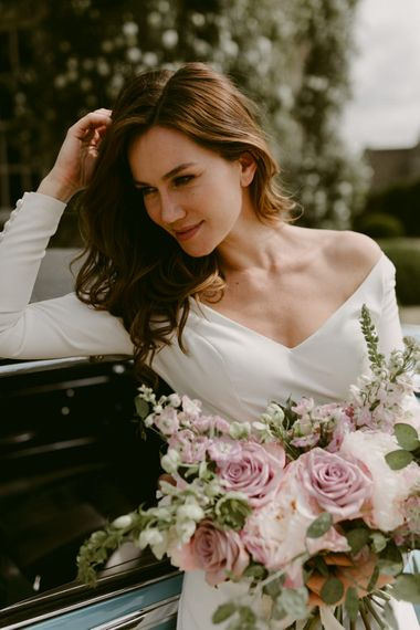 The Emmeline Dress By Naomi Neoh / The Enchanted April Bridal Collection 2019