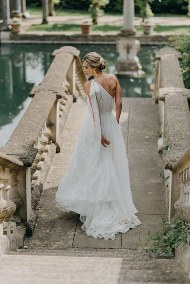 The Amelia Dress By Naomi Neoh / The Enchanted April Bridal Collection 2019