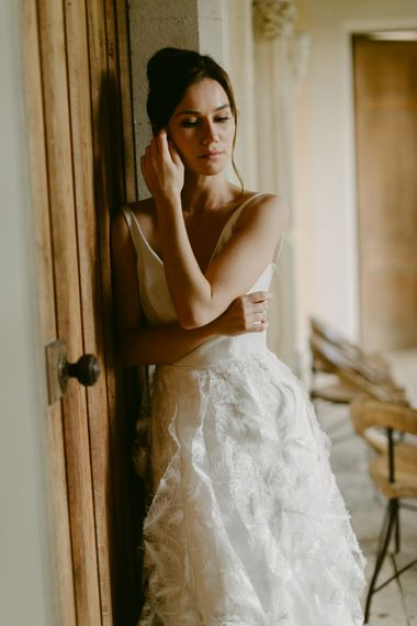 The Ada Dress By Naomi Neoh / The Enchanted April Bridal Collection 2019