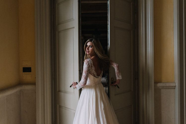 The Fleur Dress By Naomi Neoh / The Enchanted April Bridal Collection 2019