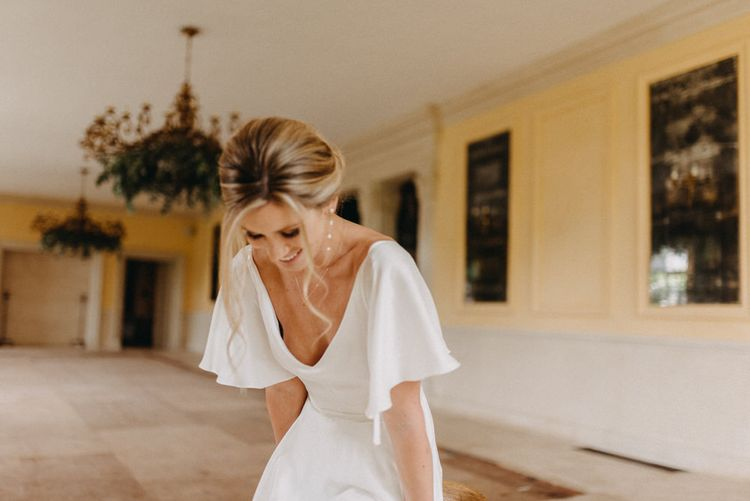 The Sandwash Dress By Naomi Neoh / The Enchanted April Bridal Collection 2019
