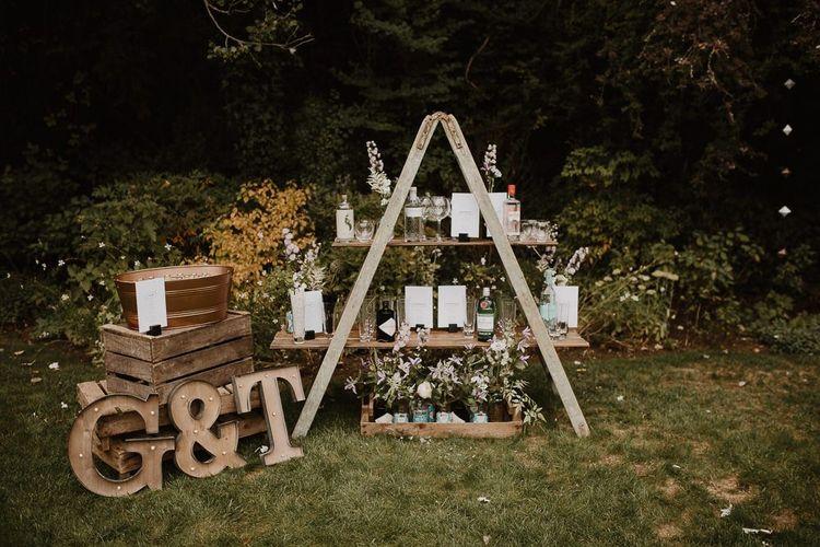 G&T DIY Wedding