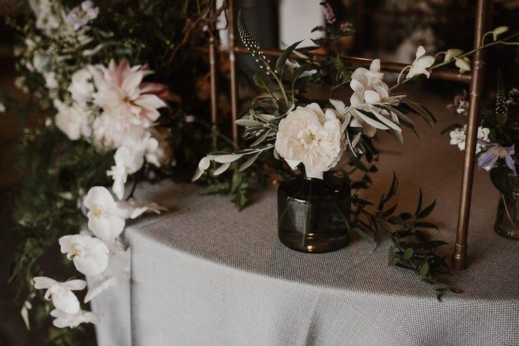 Floral Wedding Arrangements and Decor