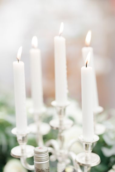 Taper Candles for Candelabra