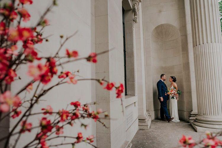 City Wedding Celebration At Old Marylebone Town Hall