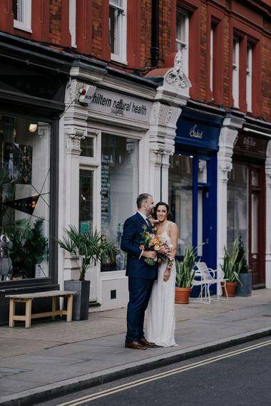 London City Centre Wedding And Reception