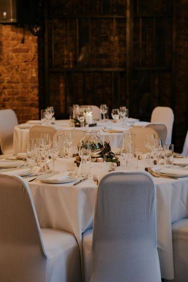 Wedding Table Decor For Wedding Breakfast