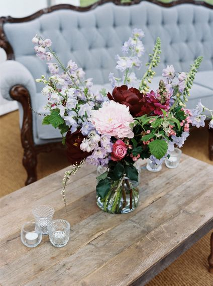 Vintage Furniture Hire For Wedding